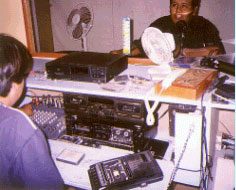 Animateurs de radio