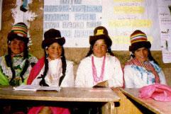 Apprentisage du Quéchua