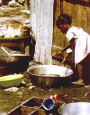 Enfant pauvre