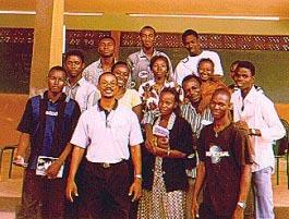 Équipe SPV au Burkina Faso, Afrique