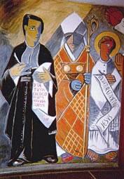 Louis Querbes, Mgr Ignace Bourget et saint Viateur