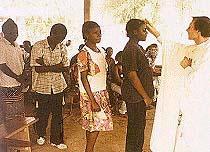 Jeunes - Animation pastorale - Burkina Faso