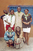 Jeunes témoins du Christ