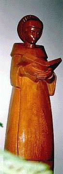 Sculpture de Viateur par Max Boucher