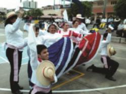 Défilé - Pérou
