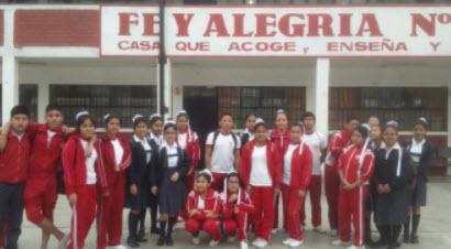 Élèves-Leaders - Pérou