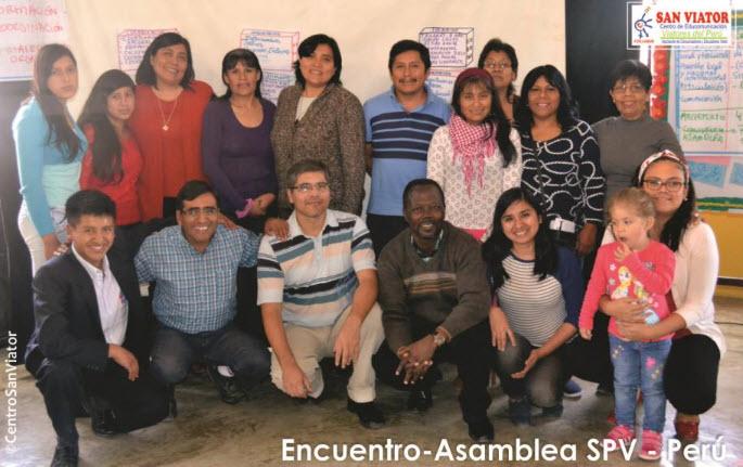 Assemblée SPV - Pérou