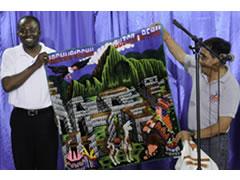 Soirée hommage aux Viateurs et collaborateurs en Haïti