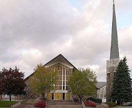 Église Sainte Béatrice de Laval