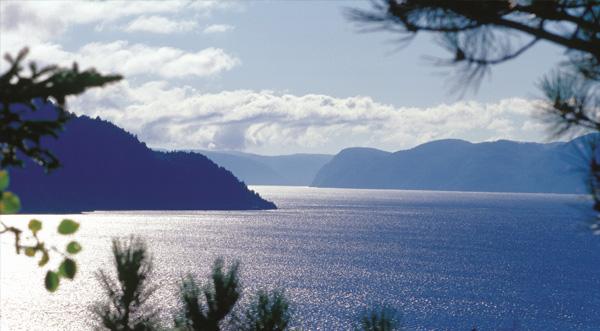 Lac - Province de Québec