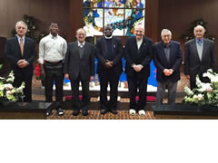 Missionnaires au Japon