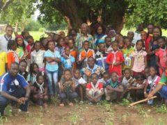 Camps de l'Avenir et de l'Amitié 2016 au Burkina Faso
