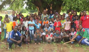 Camps de l'Avenir - Burkina Faso