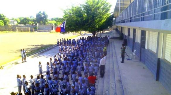 Institution Mixte Saint-Viateur Haïti