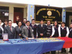 Académie pré-universitaire « Viatores » à Yungay et Caraz