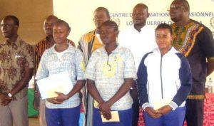 Lauréates, ELoQ, Burkina Faso