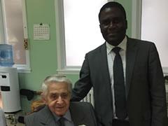 75 ans de vie religieuse - Frère Joseph-Alphonse Ouellet