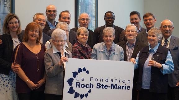 La Fondation Roch Ste-Marie