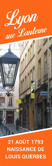 Lyon - Rue Lanterne