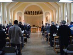 Lancement de l'année pastorale « querbésienne » à Rigaud
