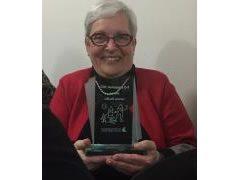 Un prix d'engagement pour Lorraine Decelles