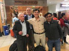 Visite pastorale au Pérou