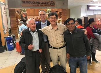Viateurs au Pérou