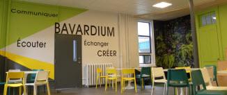 Bavardium - Collège Champagneur