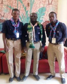 Animateurs Scout Afrique de l'Ouest
