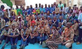 Jeunes scouts Afrique de l'Ouest