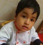 Petit garçon péruvien