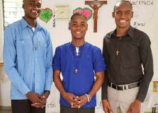 Postulants - Haïti