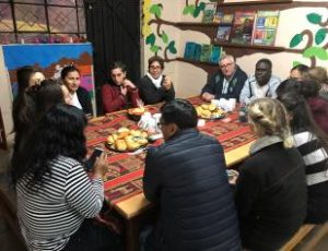 Rencontre du SPV - Centre Saint-Viateur - Pérou
