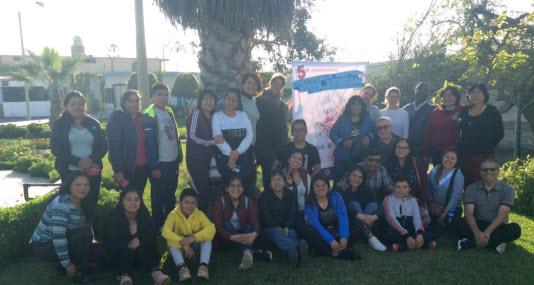Rencontre générale de la communauté SPV au Pérou