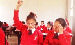 Étudiants de Fe y Alegria 69 - Cutervo