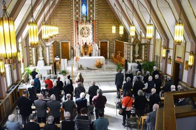 Messe - Saint-Viateur 2019