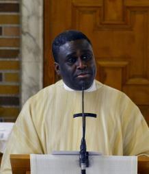 Père Nestor Fils-Aimé, c.s.v.