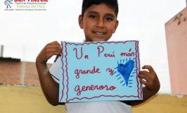 Enfant péruvien - Reconnaissance