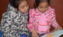 Enfants qui lisent - Pérou