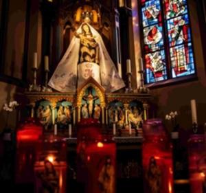 Marie, mère du ciel