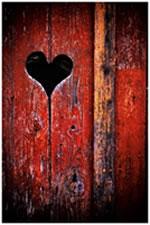 Porte du cœur